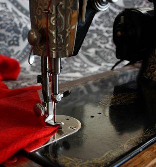 Koszula męska haft maszynowy