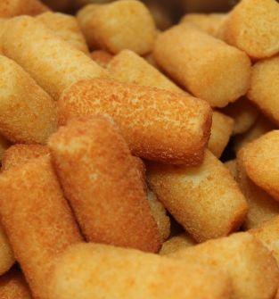 Krokiety z włoskiej kapusty i grzybów