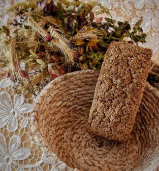 Chleb Ekologiczny Razowy Żytni 100% Prostokątny  500g