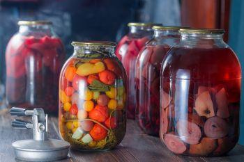 Kompot owocowy - 900 ml